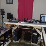 Ross' Home Studio in Tamworth